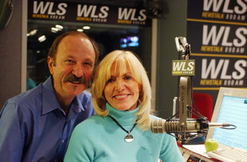 Don Wade & Roma at WLS @2004