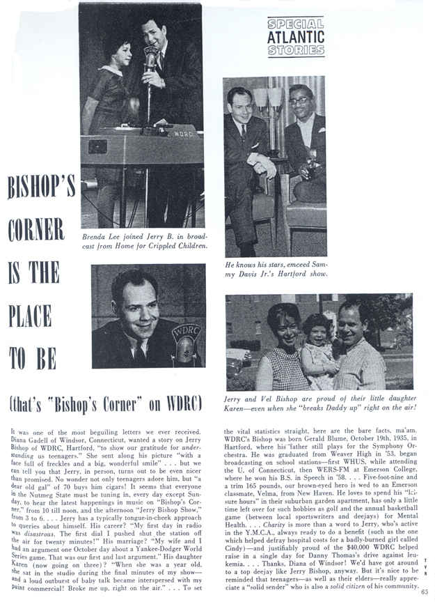 TV/Radio Mirror - September, 1963