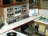 Another shot of Master Control in 1967 taken with a flash