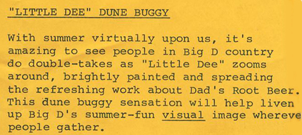 Big D Big Sound Survey - June 14, 1969