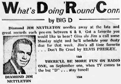 What's Doing 'Round Connecticut column - August 27, 1963
